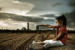 "Photo: Chris-Lamprianidis ""no pollution please"" @deviantart"